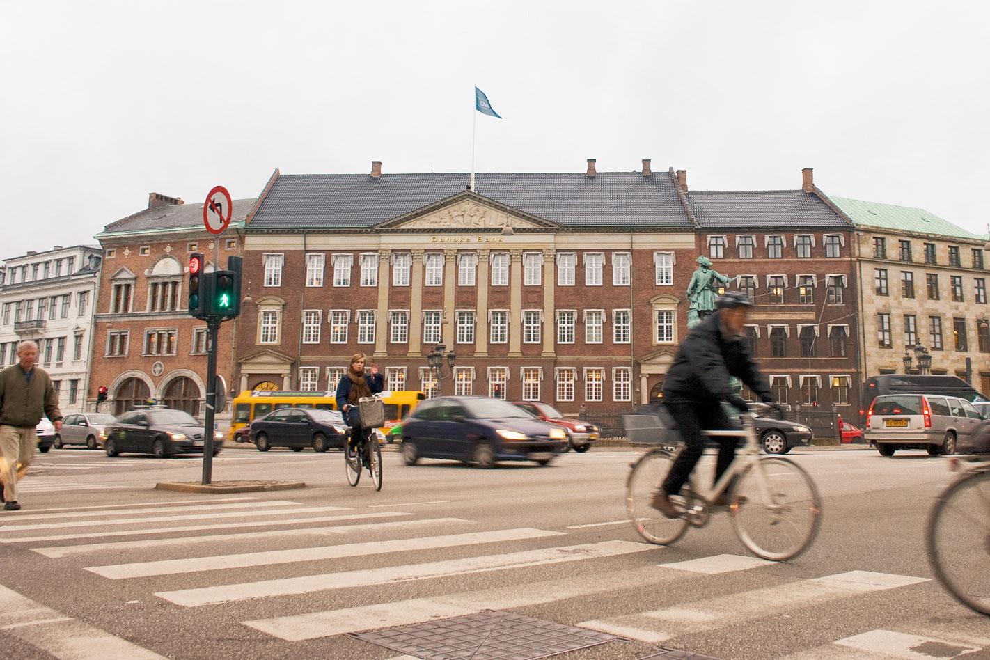 Samarbejdet med Danske Bank